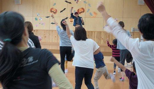 広沢幼稚園へHIPHOP出張講座に行ってきました!