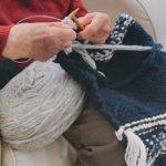 【ココロ展覧会】編み物の達成感が喜びに