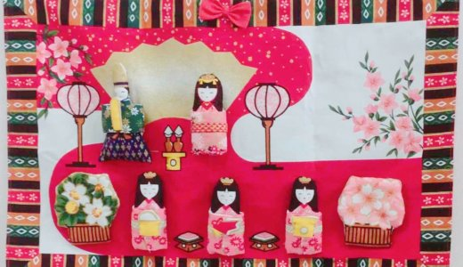 雛人形がたくさん👀✨ココロのひな祭り準備🎎💕