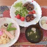 ココロアットホーム🍡春の特別食🌸