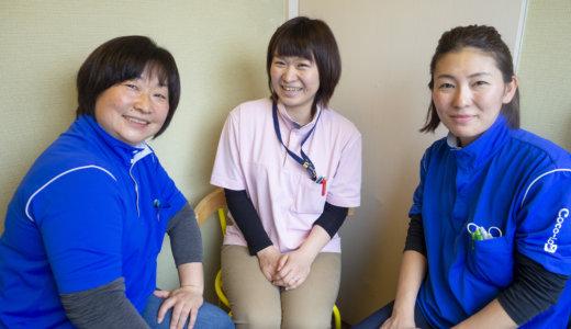 訪問看護ステーションココロの訪問カゴの中身は何? 3人の訪問看護師が座談会