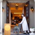 【車椅子でお出かけ】家族でカフェに行こう!  絶品パンケーキを食べに「アメイジンググレイスカフェ」へ