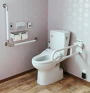 トイレルーム