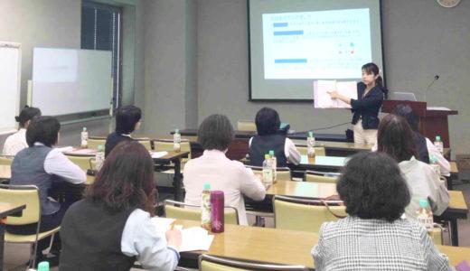 言語リハビリについての勉強会を開催しました